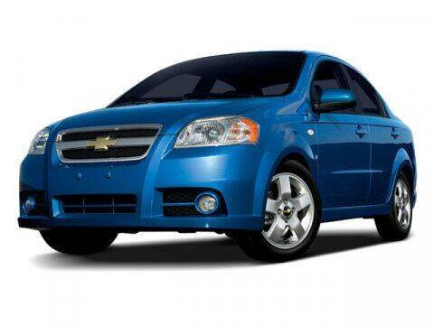 2009 Chevrolet Aveo for sale at Best Used Cars Inc in Mount Olive NC