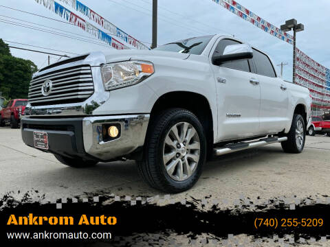2016 Toyota Tundra for sale at Ankrom Auto in Cambridge OH