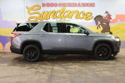 2021 Chevrolet Traverse for sale at Sundance Chevrolet in Grand Ledge MI