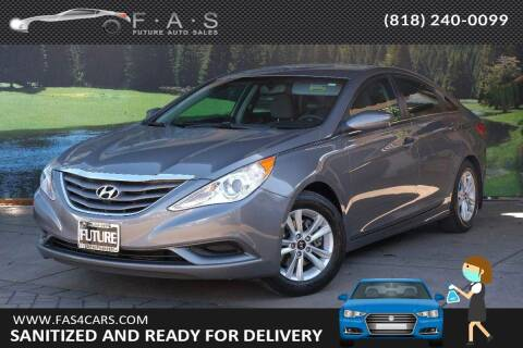2013 Hyundai Sonata for sale at Best Car Buy in Glendale CA