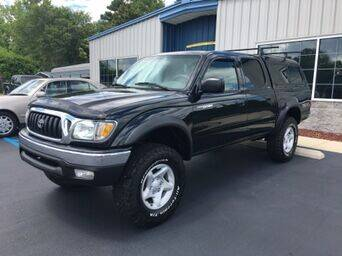 2004 Toyota Tacoma for sale at Vanns Auto Sales in Goldsboro NC
