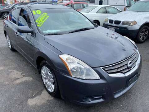 2010 Nissan Altima for sale at North County Auto in Oceanside CA