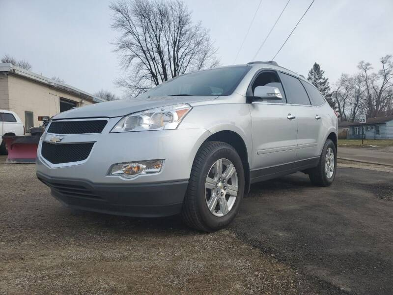 2012 Chevrolet Traverse for sale at Infinity Auto Group in Grand Rapids MI