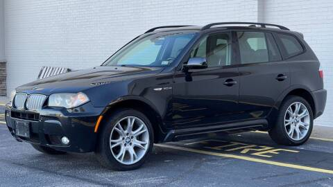 2007 BMW X3 for sale at Carland Auto Sales INC. in Portsmouth VA