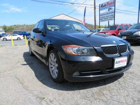 2008 BMW 3 Series for sale at Auto Match in Waterbury CT