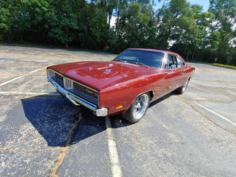 1969 Dodge Charger for sale at Studio Hotrods in Richmond IL