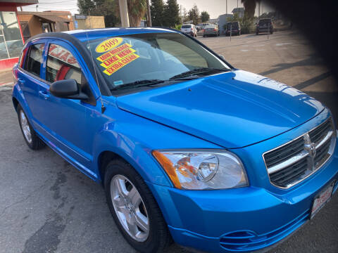 2009 Dodge Caliber for sale at Honest Auto Sales in Tracy CA