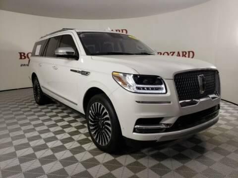 2020 Lincoln Navigator L for sale at BOZARD FORD in Saint Augustine FL