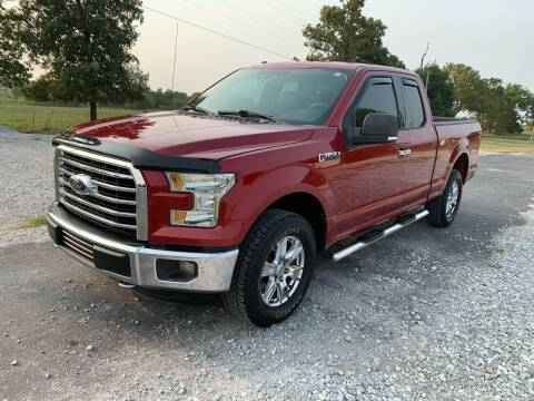 2015 Ford F-150 for sale at Champion Motorcars in Springdale AR