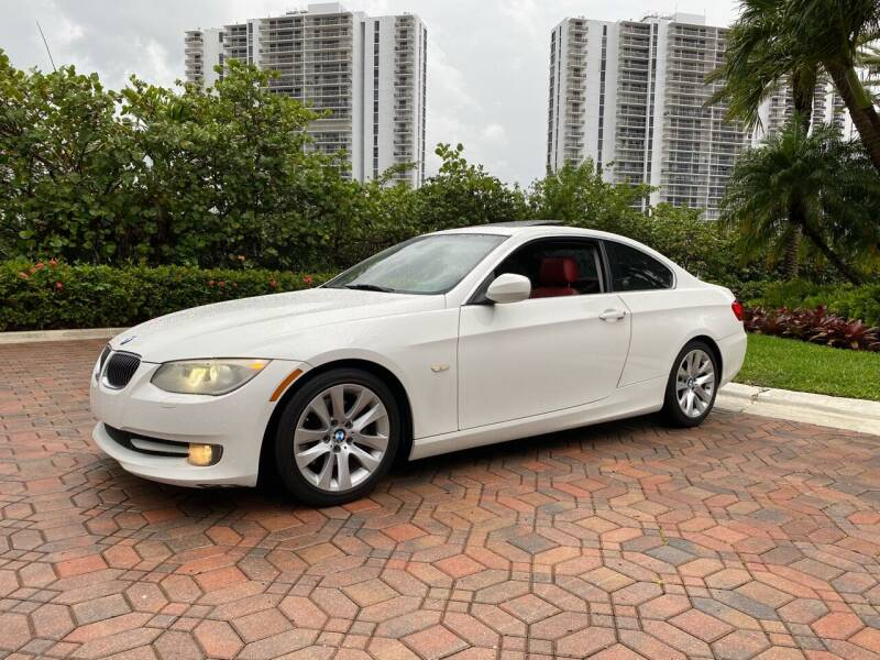 2011 BMW 3 Series for sale at HD CARS INC in Hollywood FL
