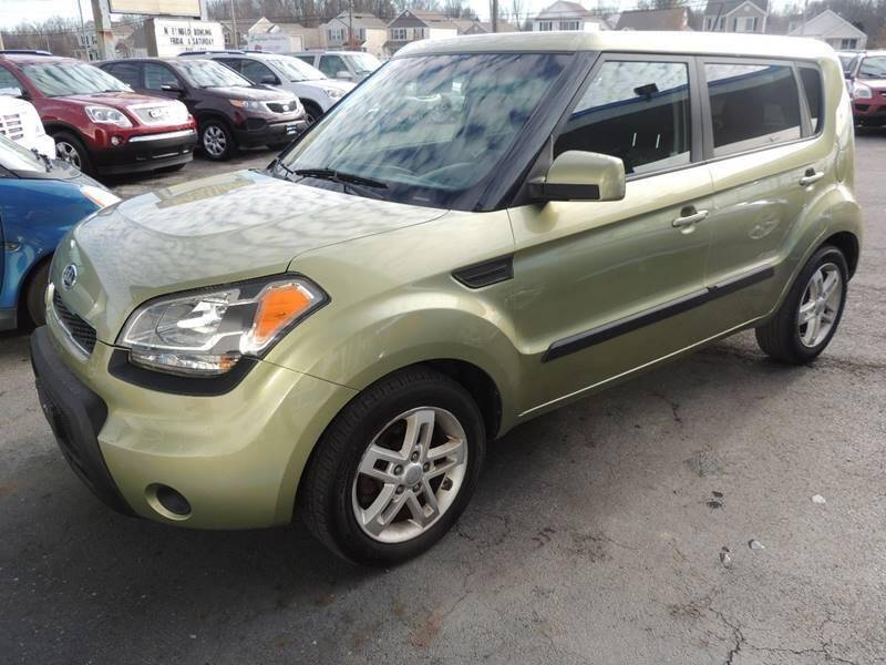 2011 Kia Soul for sale at Cars East in Columbus OH