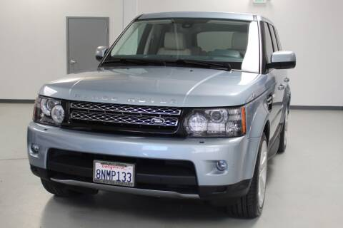 2013 Land Rover Range Rover Sport for sale at Mag Motor Company in Walnut Creek CA