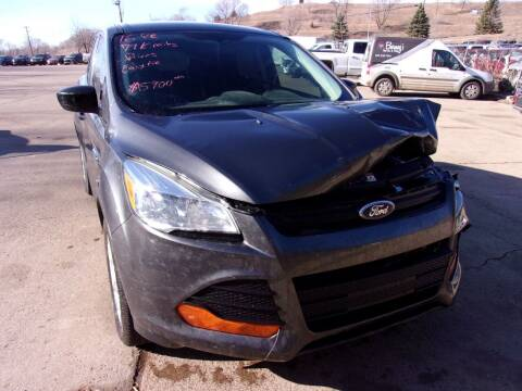 2016 Ford Escape for sale at Barney's Used Cars in Sioux Falls SD