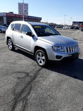 2011 Jeep Compass for sale at Bachrodt on State in Rockford IL