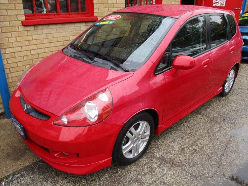 2007 Honda Fit for sale at 5 Stars Auto Service and Sales in Chicago IL
