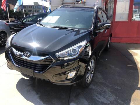 2015 Hyundai Tucson for sale at Excelsior Motors , Inc in San Francisco CA