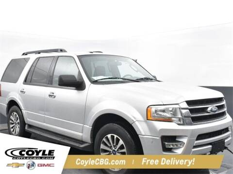 2017 Ford Expedition for sale at COYLE GM - COYLE NISSAN - New Inventory in Clarksville IN