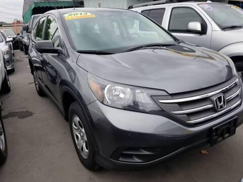 2013 Honda CR-V for sale at Ournextcar/Ramirez Auto Sales in Downey CA