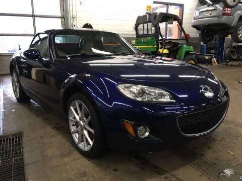 2009 Mazda MX-5 Miata for sale at Borderline Auto Sales in Loveland OH