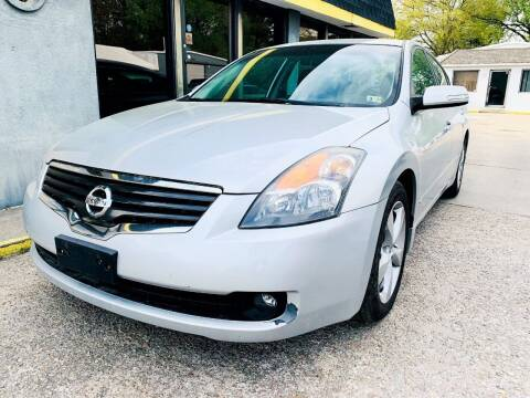 2007 Nissan Altima for sale at Auto Space LLC in Norfolk VA