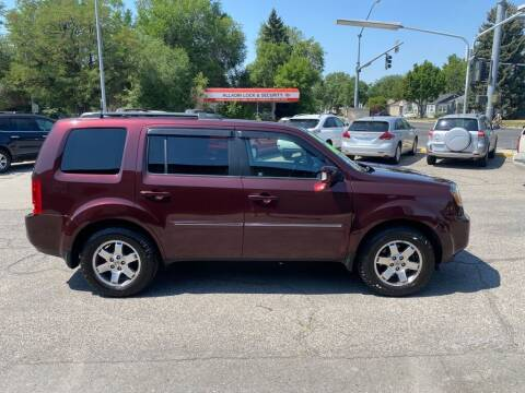 2011 Honda Pilot for sale at Auto Outlet in Billings MT
