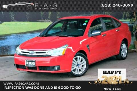 2008 Ford Focus for sale at Best Car Buy in Glendale CA