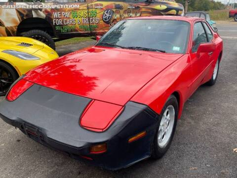 1986 Porsche 944 for sale at A & R Used Cars in Clayton NJ