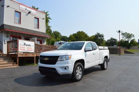 2018 Chevrolet Colorado for sale at DrivePanda.com Joliet in Joliet IL