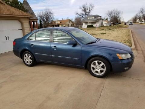 2006 Hyundai Sonata for sale at Eastern Motors in Altus OK