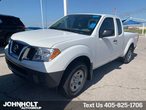 2019 Nissan Frontier for sale at JOHN HOLT AUTO GROUP, INC. in Chickasha OK