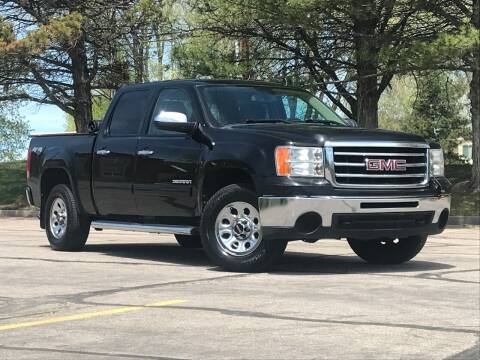 2013 GMC Sierra 1500 for sale at Used Cars and Trucks For Less in Millcreek UT