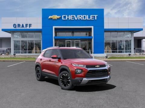2021 Chevrolet TrailBlazer for sale at GRAFF CHEVROLET BAY CITY in Bay City MI