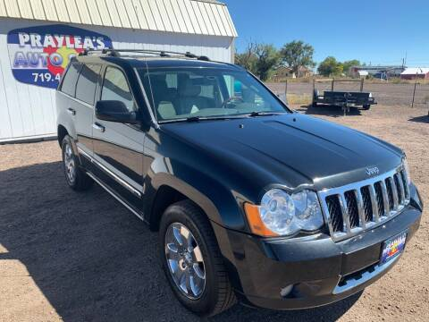 2008 Jeep Grand Cherokee for sale at Praylea's Auto Sales in Peyton CO
