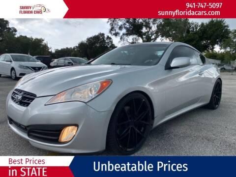 2010 Hyundai Genesis Coupe for sale at Sunny Florida Cars in Bradenton FL