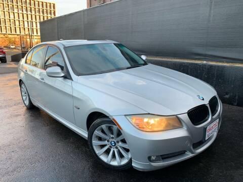 2011 BMW 3 Series for sale at McManus Motors in Wheat Ridge CO