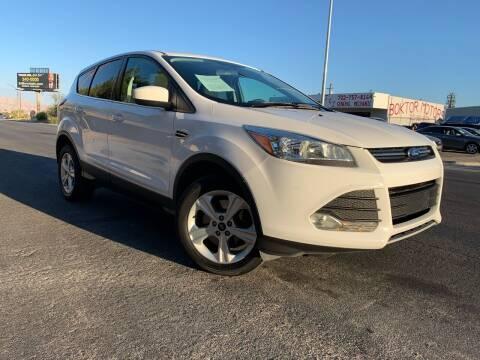 2015 Ford Escape for sale at Boktor Motors in Las Vegas NV