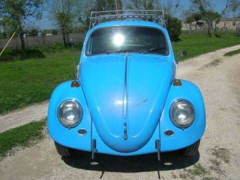 1966 Volkswagen Beetle for sale at Haggle Me Classics in Hobart IN