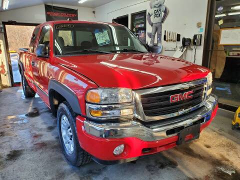 2005 GMC Sierra 1500 for sale at Oxford Auto Sales in North Oxford MA