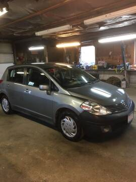 2008 Nissan Versa for sale at Lavictoire Auto Sales in West Rutland VT