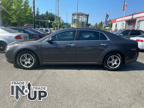 2012 Chevrolet Malibu for sale at Valley Sports Cars in Des Moines WA