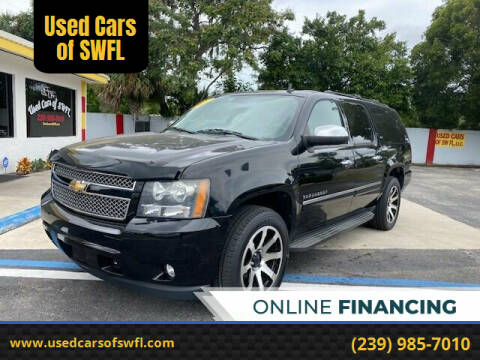 2011 Chevrolet Suburban for sale at Used Cars of SWFL in Fort Myers FL