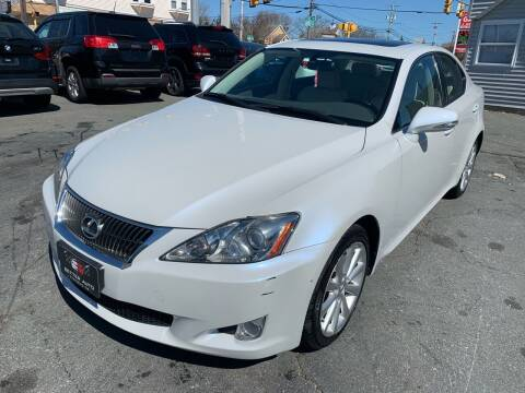 2009 Lexus IS 250 for sale at Better Auto in South Darthmouth MA
