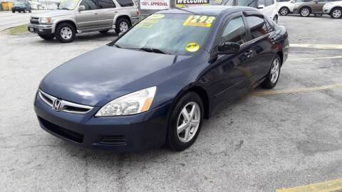 2007 Honda Accord for sale at GP Auto Connection Group in Haines City FL