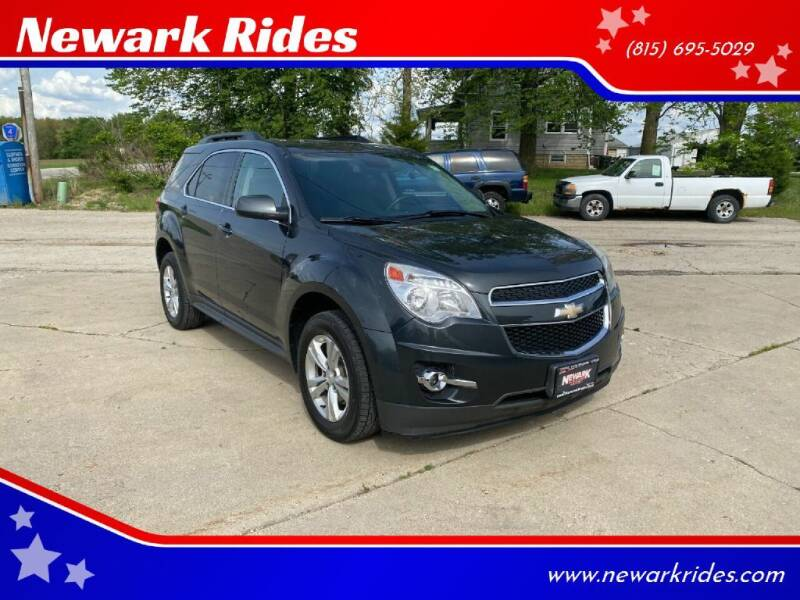 2013 Chevrolet Equinox for sale at Newark Rides in Newark IL