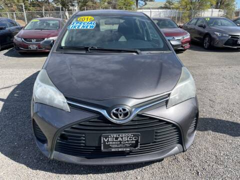 2016 Toyota Yaris for sale at Velascos Used Car Sales in Hermiston OR