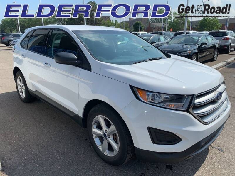 2016 Ford Edge for sale at Mr Intellectual Cars in Troy MI