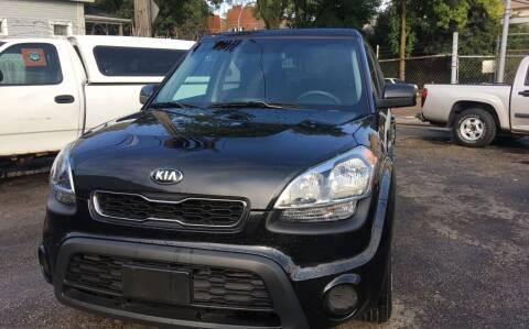 2013 Kia Soul for sale at Jeff Auto Sales INC in Chicago IL