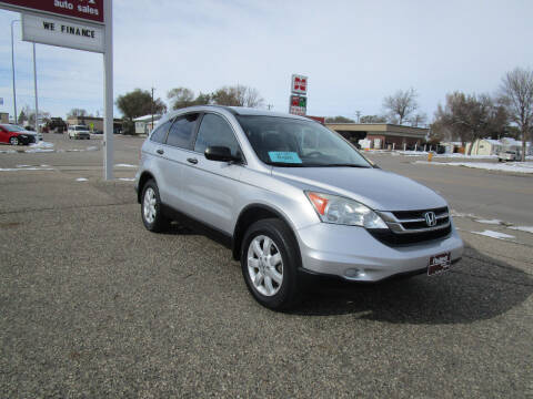 2011 Honda CR-V for sale at Padgett Auto Sales in Aberdeen SD