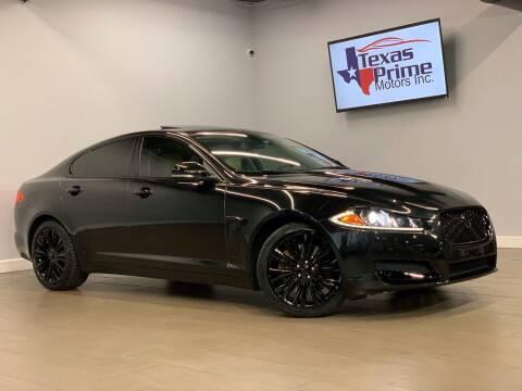 2015 Jaguar XF for sale at Texas Prime Motors in Houston TX