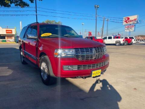 2008 Lincoln Navigator for sale at Russell Smith Auto in Fort Worth TX